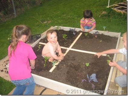 ablog children's garden 1